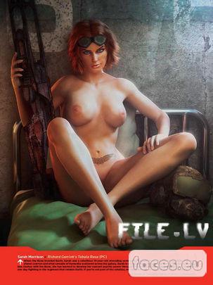 Фото голых игровых героев девушек 35226 фотография